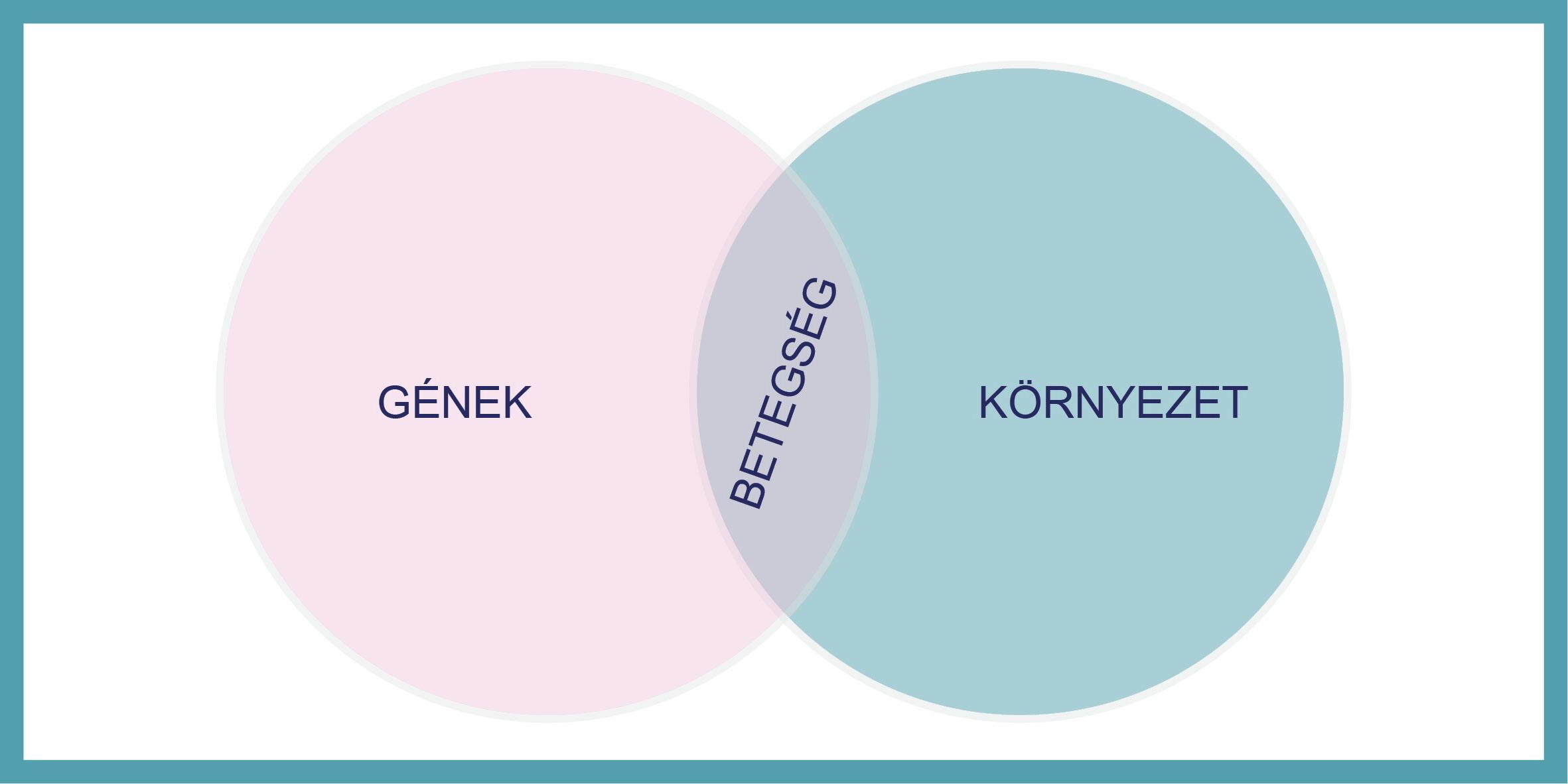 környezeti genetikai rák