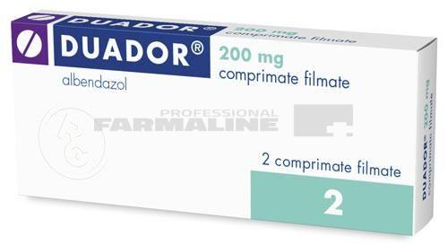 ALBENDAZOL PHARMA VIM 200 mg tabletta