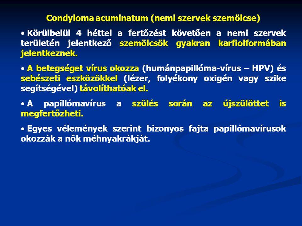 vírusellenes szer papillómák esetén torokrák hpv 16-ból