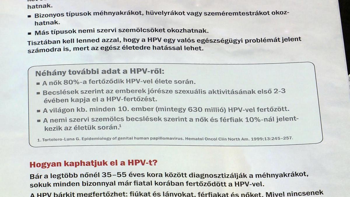 HPV vakcina: a fiúk beoltása is szükséges a méhnyakrák felszámolásához!