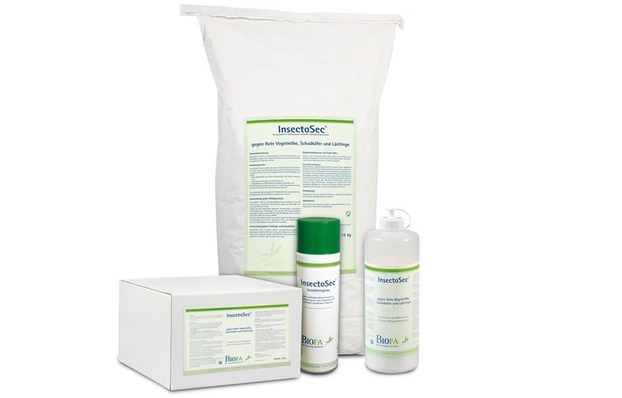 biocid paraziták