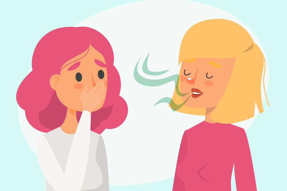 rossz lehelet szagú cukorbetegség