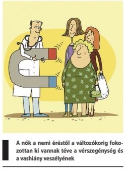 vérszegénység kezelés