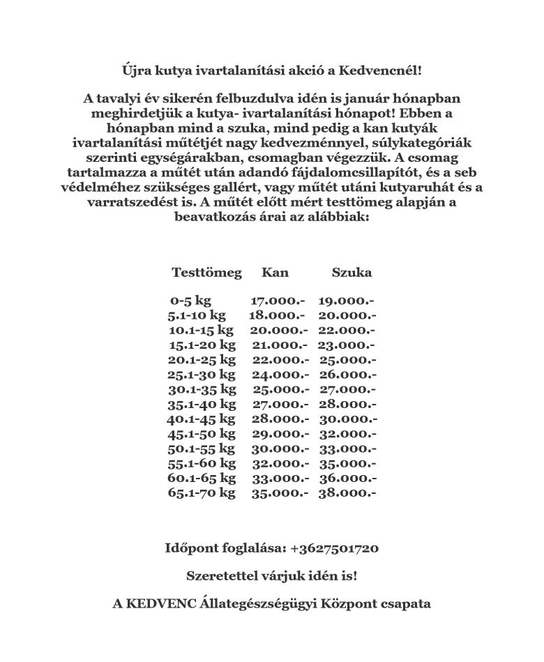 oxiurus kezelésre javallt)