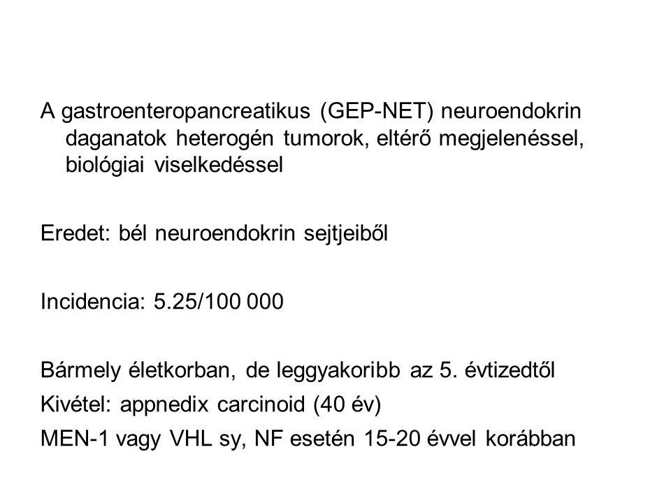 Neuroendokrin daganatok | Dr. Tóth Miklós - A neuroendokrin rák átterjedt a májra