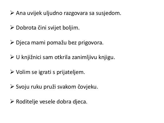vrste rijeci i padezi hrvatski jezik