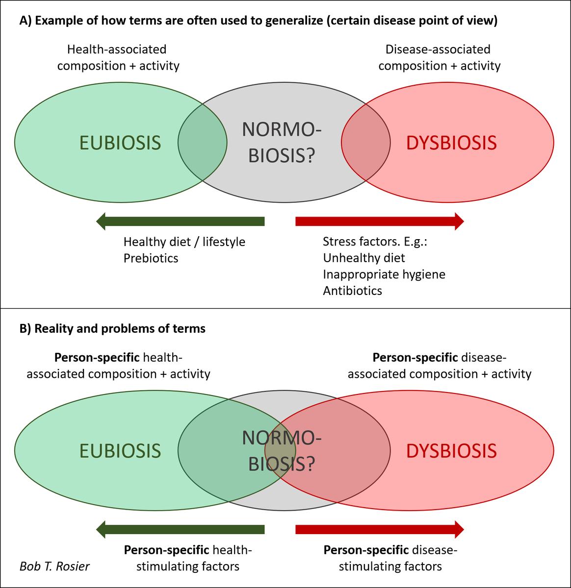dysbiosis eubiosis