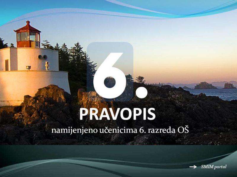 Hrvatski jezik 6 razred glagoli po vidu - Tananyagok