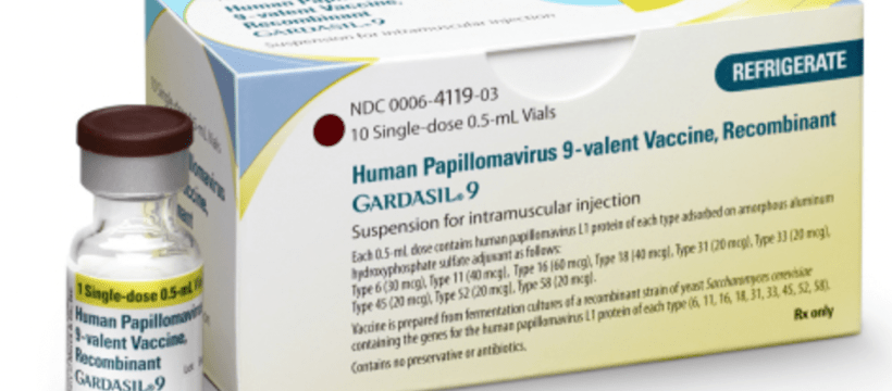 vakcina papilloma vírus gardasil 9