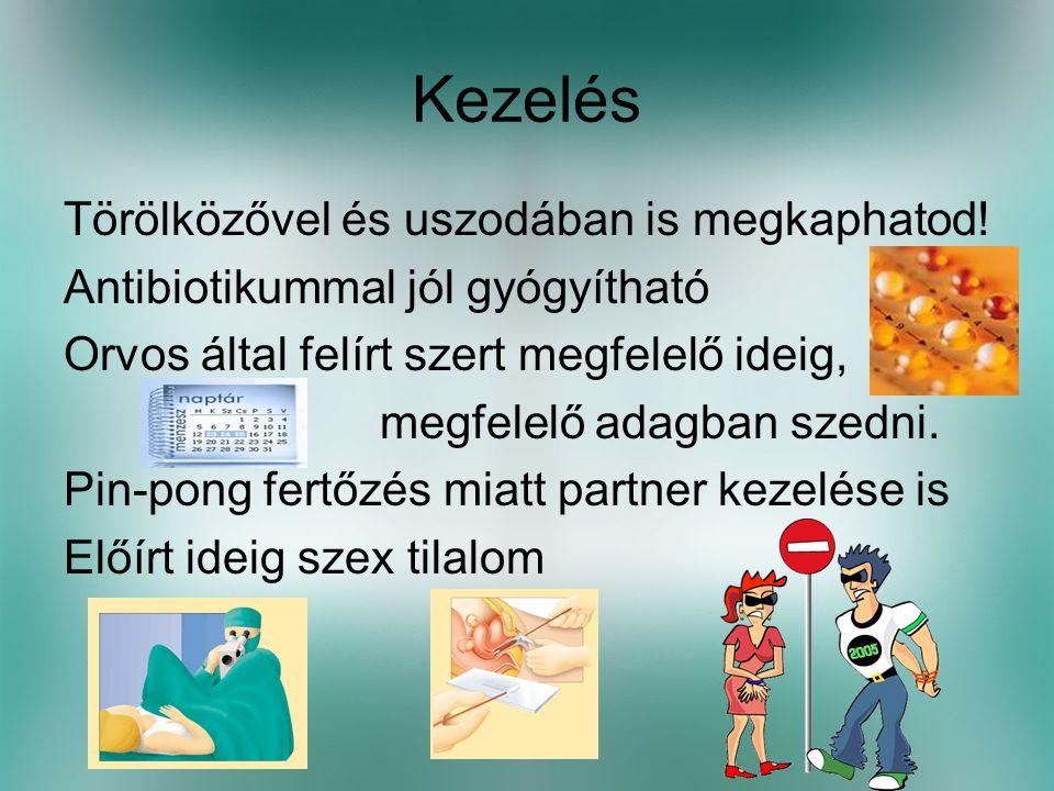 Leucorrhoea condylomákkal