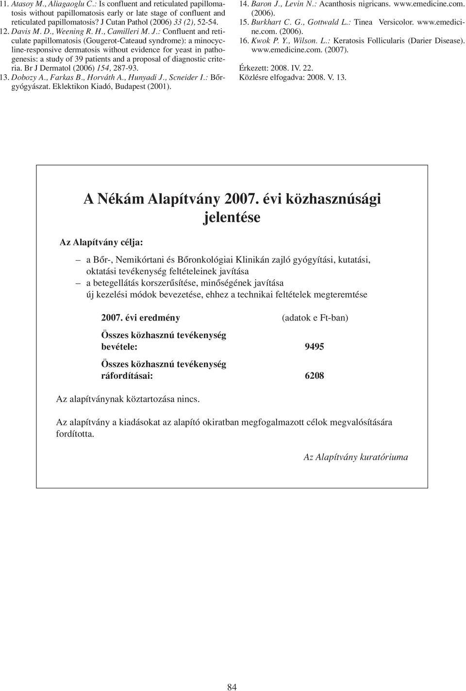 * Papilloma (Betegségek) - Meghatározás - Online Lexikon